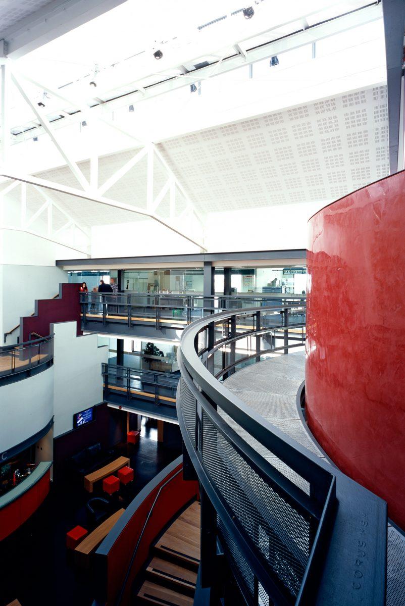 Interior Atrium space