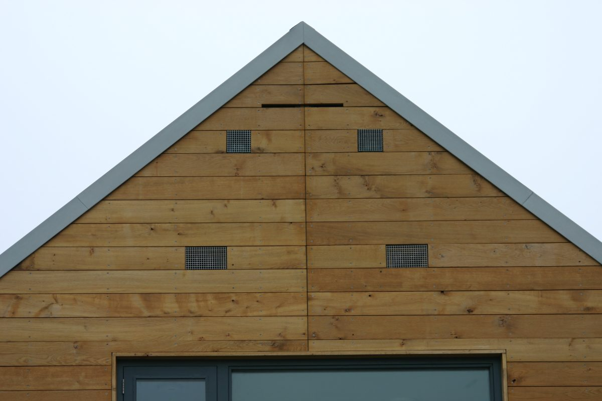 07 heat recovery vents and Swift nestbox
