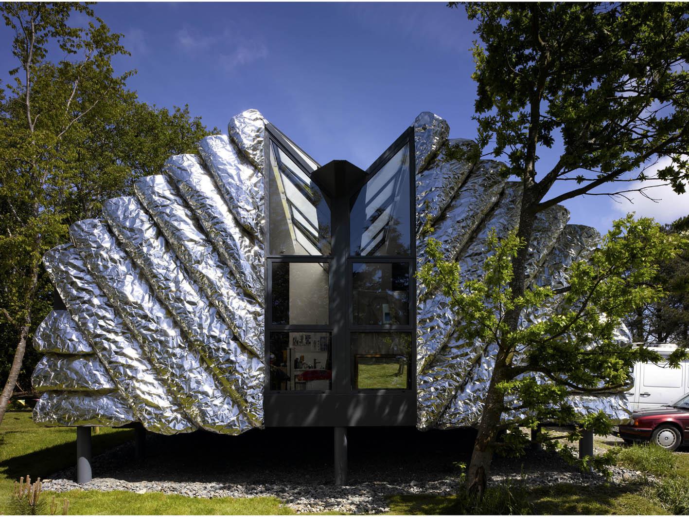 Aberystwyth Creative Units - Front View (c) Edmund Sumner