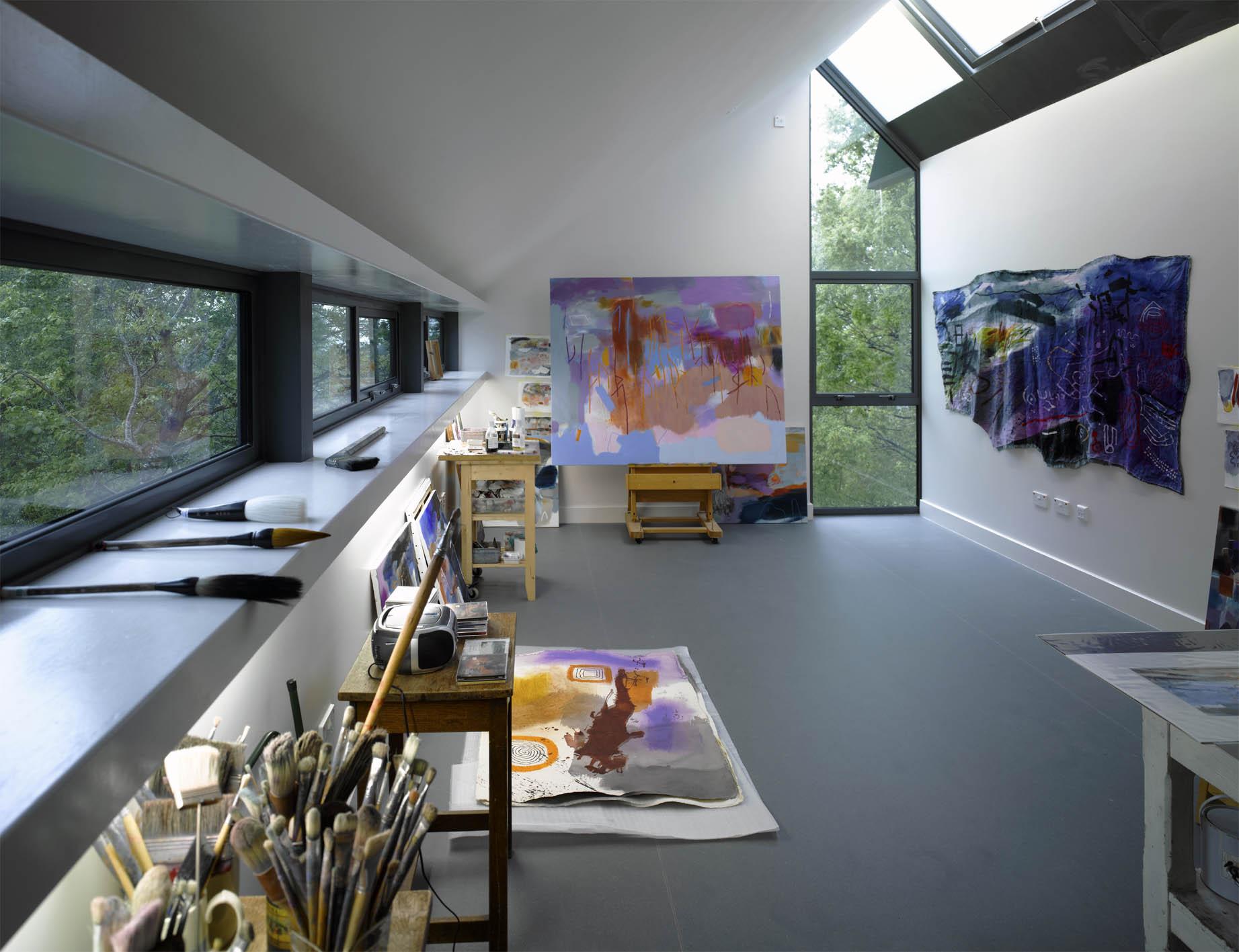 Aberystwyth Creative Units - Interior 1 (c) Edmund Sumner