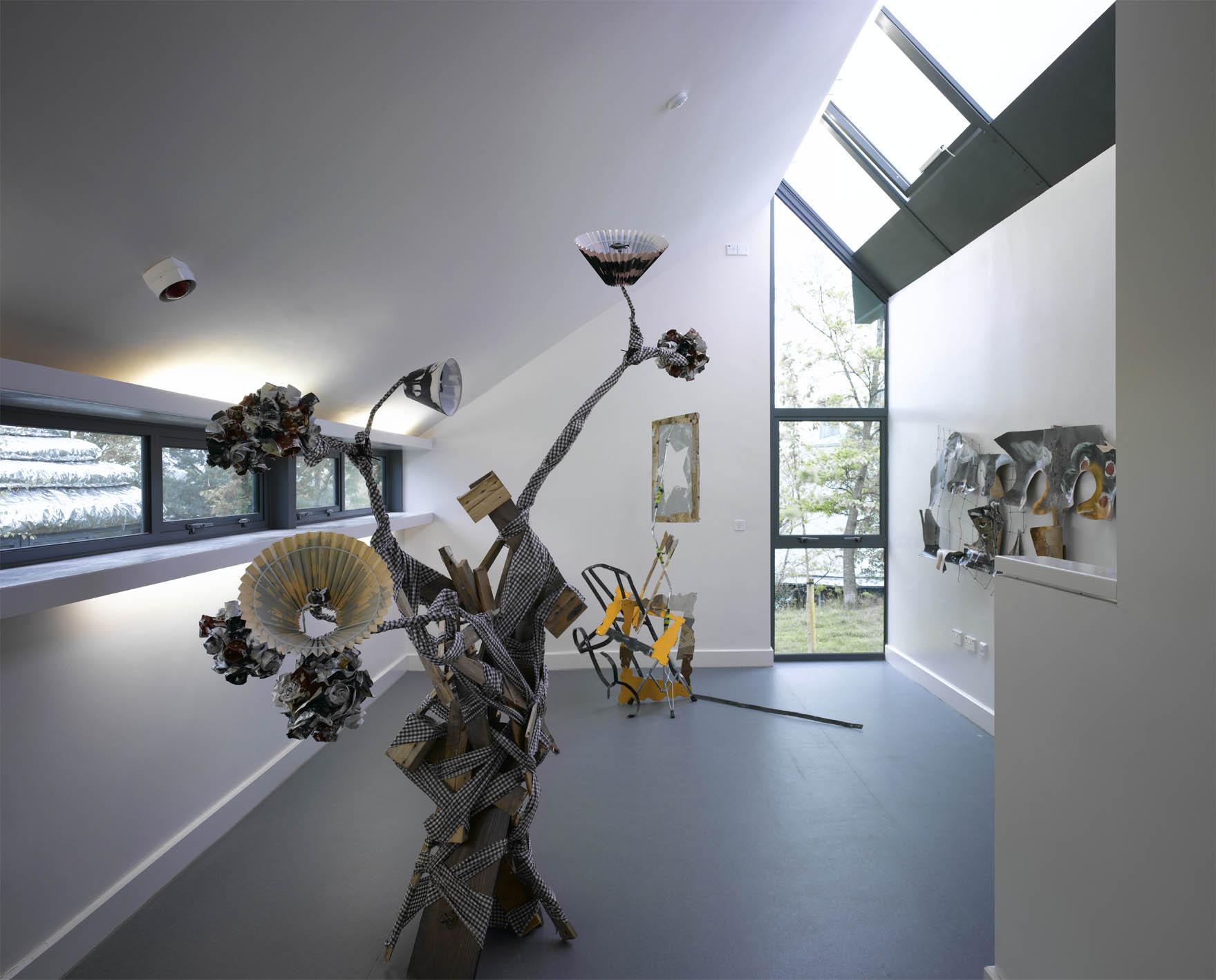 Aberystwyth Creative Units - Interior 2 (c) Edmund Sumner