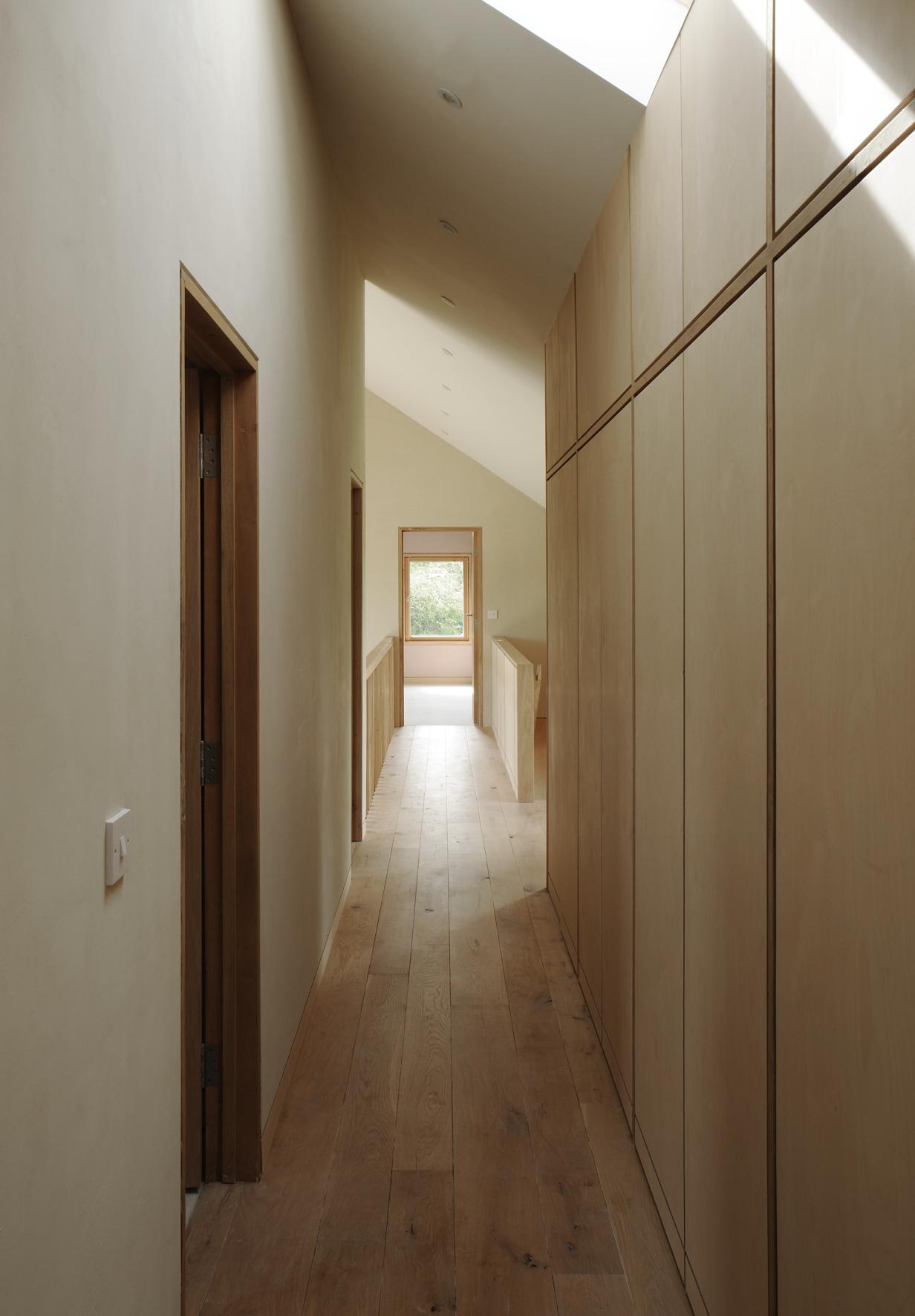 Interior - hallway (c) David Grandorge