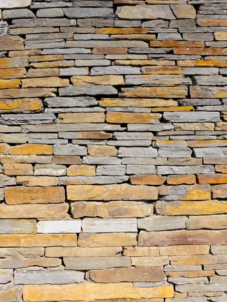 Larch House stone detail (c) Jefferson Smith