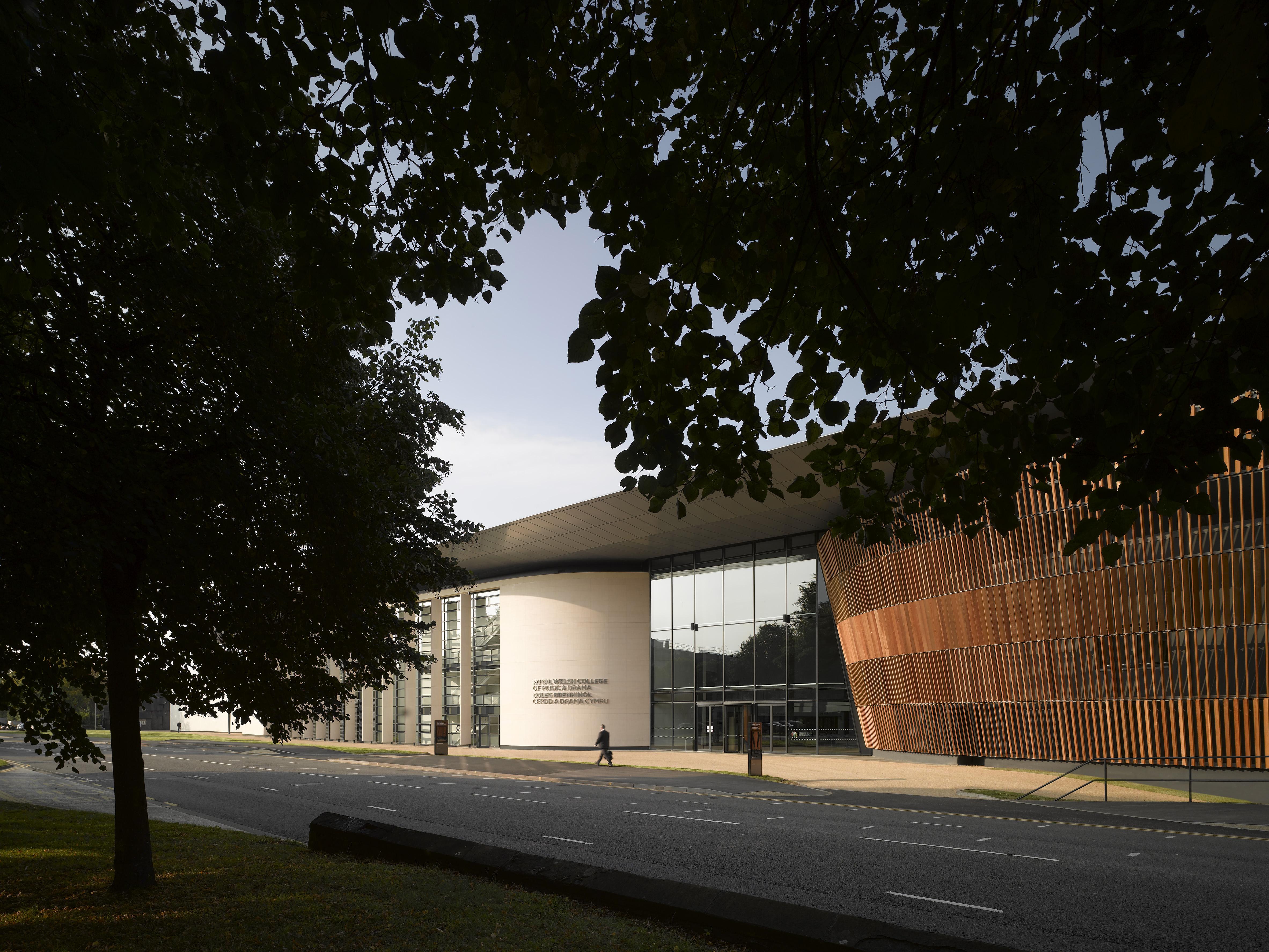 NRWCMD-view-of-North-Rd-facade-c-Nick-Guttridge