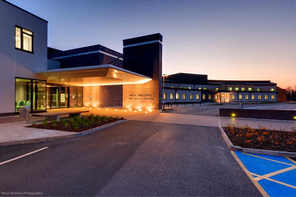 Cynon Valley Hospital/HLM 280312