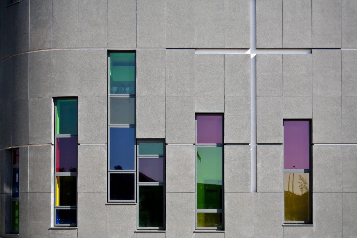 Archbishop McGrath School, Bridgend - Leadbitter