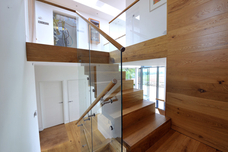10. CAG Stairs