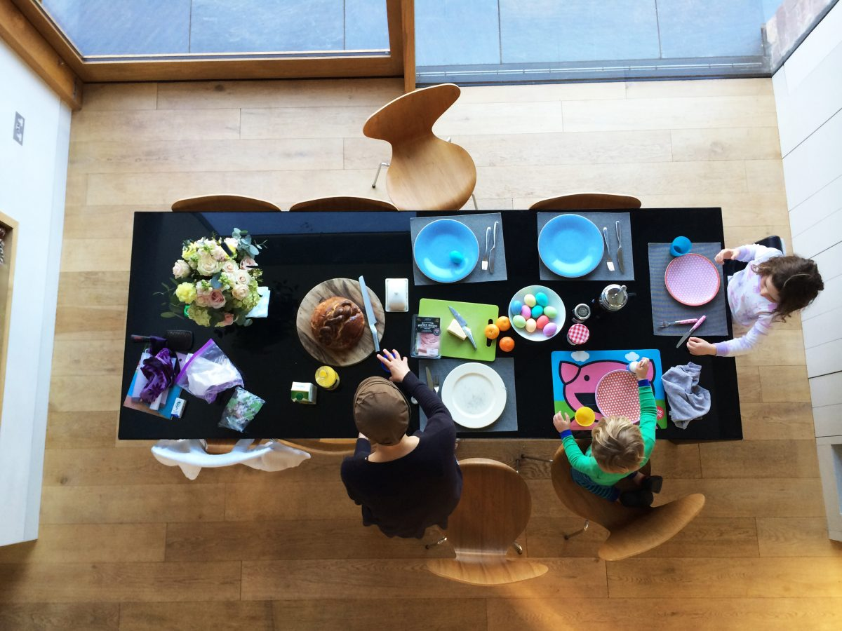 13. The Nook - Easter Breakfast