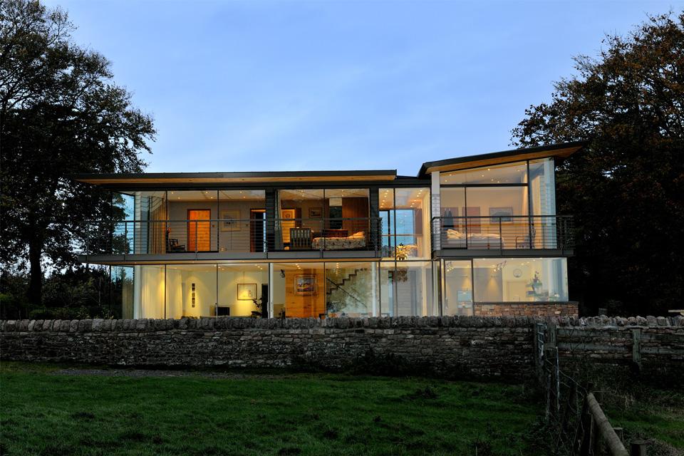 2. Evening---Exterior-View