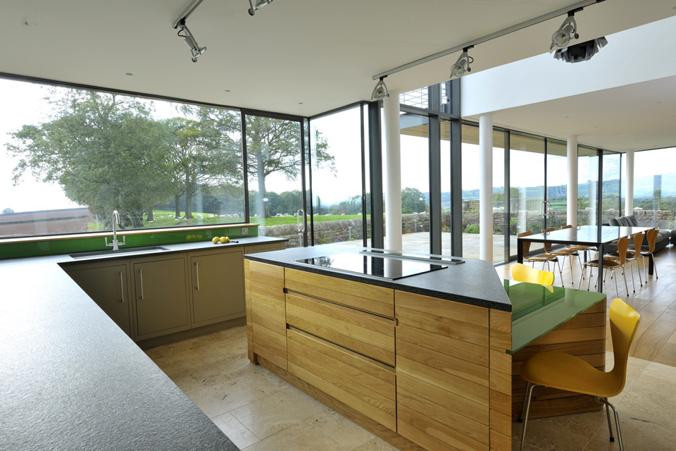 7.CAG - Interior view from Kitchen