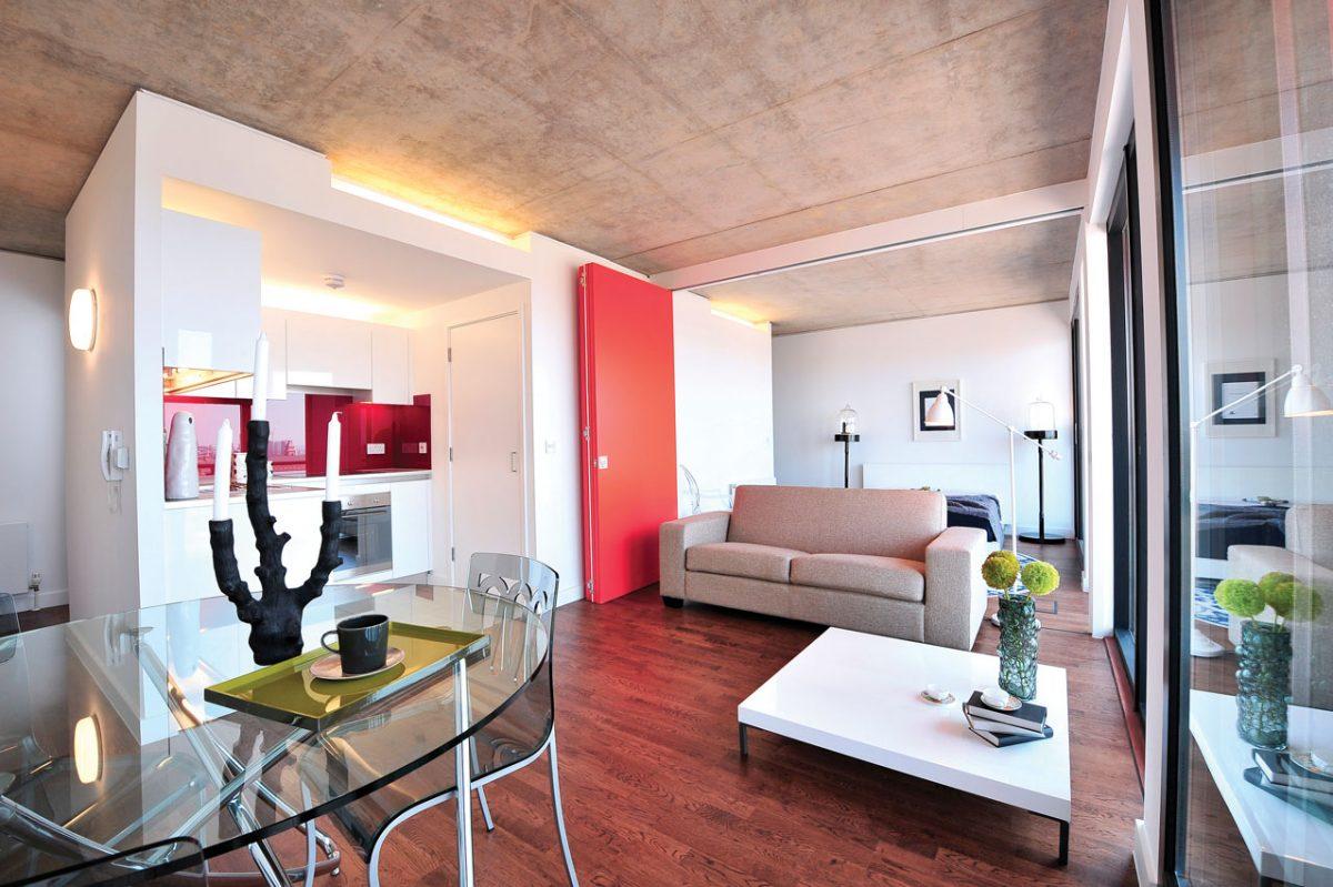 Apartment Interior (c) Urban Splash